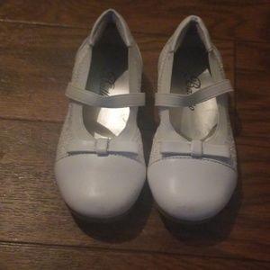 Toddler dressy shoes sz 7.